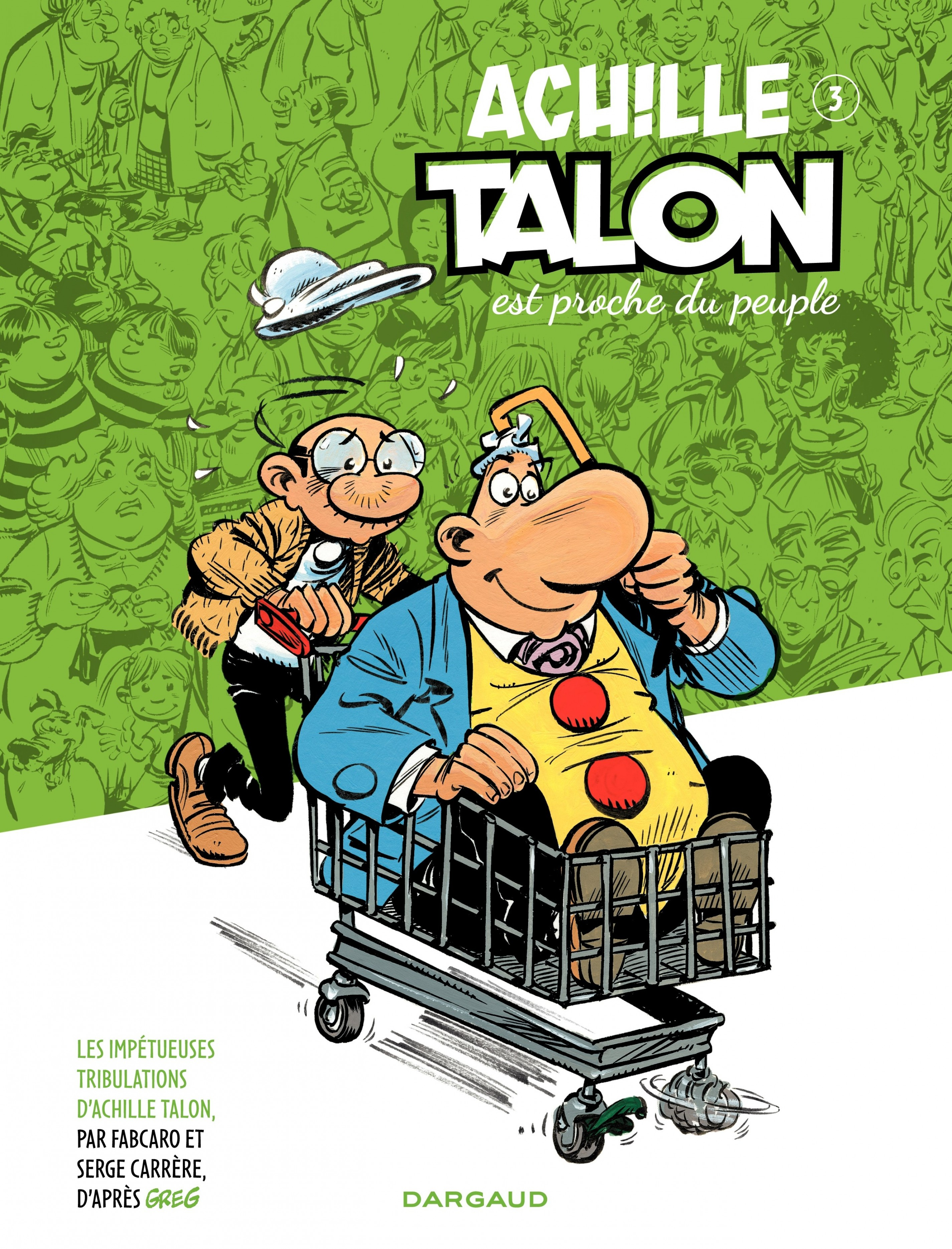 Achille Talon (Les Impétueu...