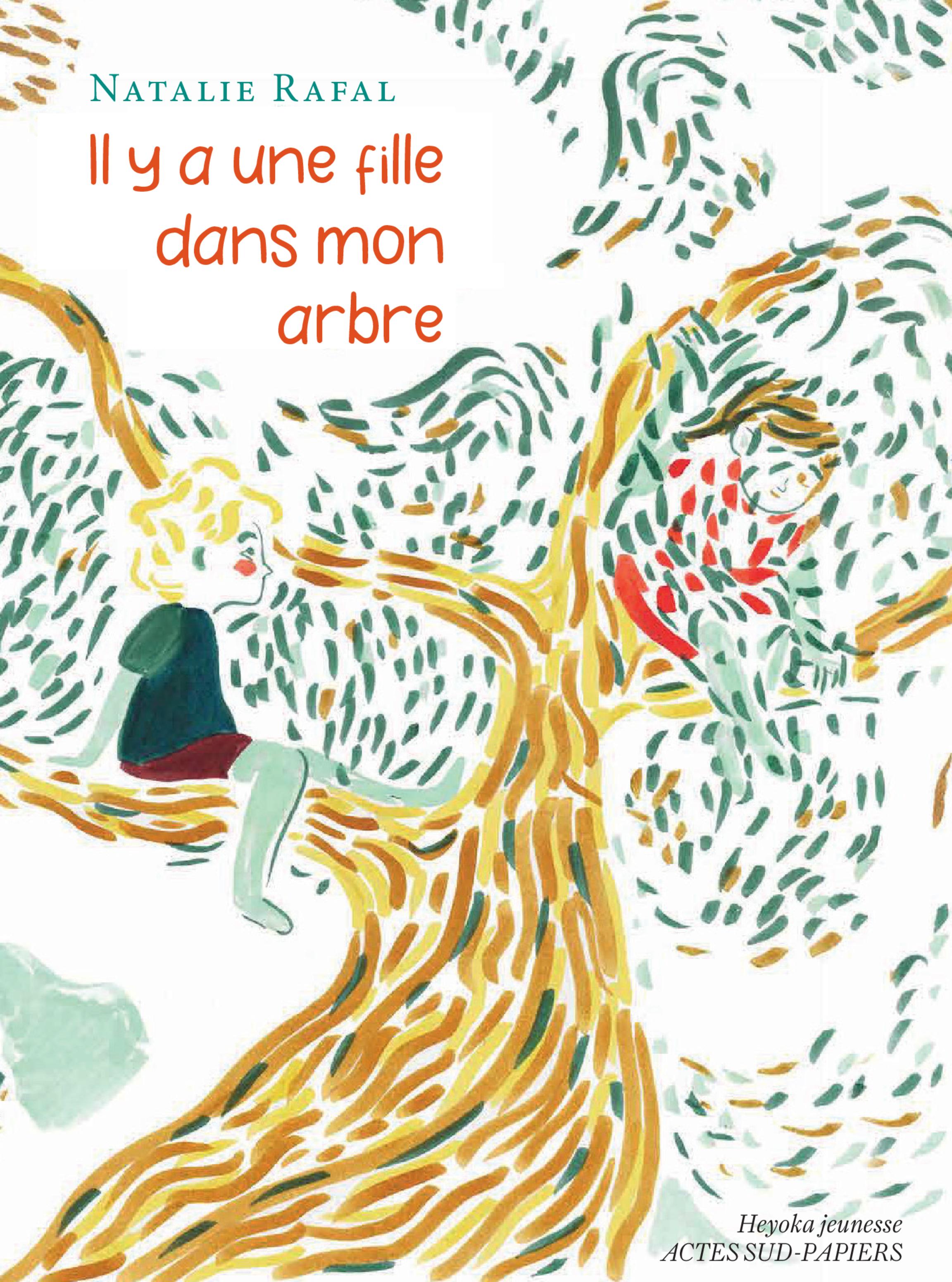 Il y a une fille dans mon arbre