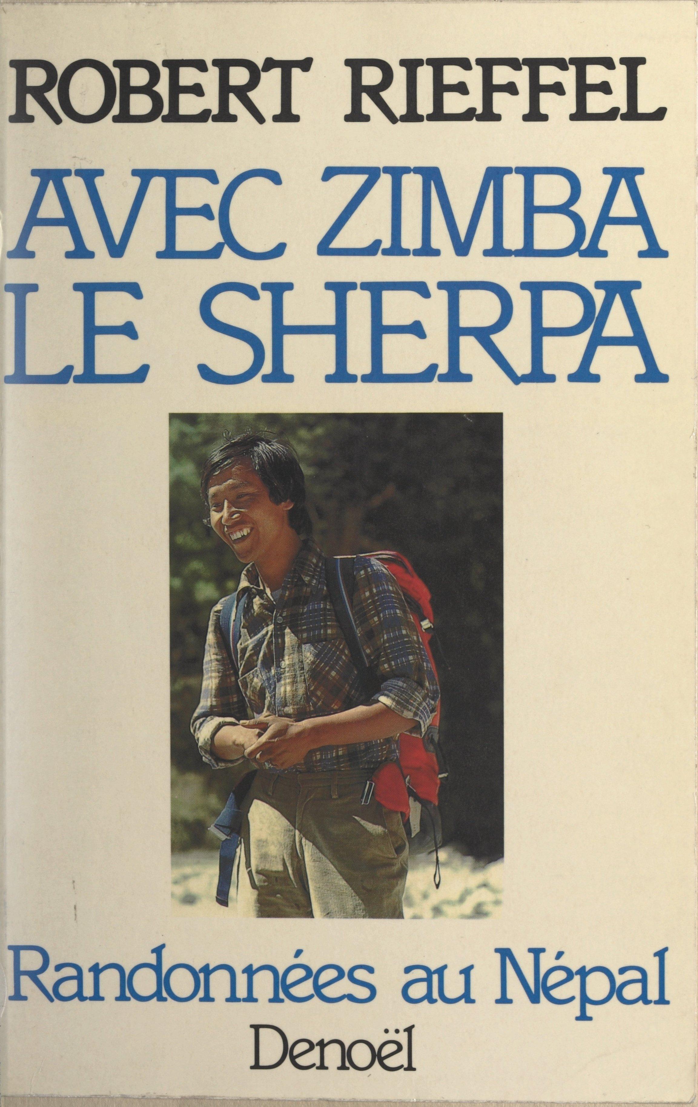 Avec Zimba le sherpa