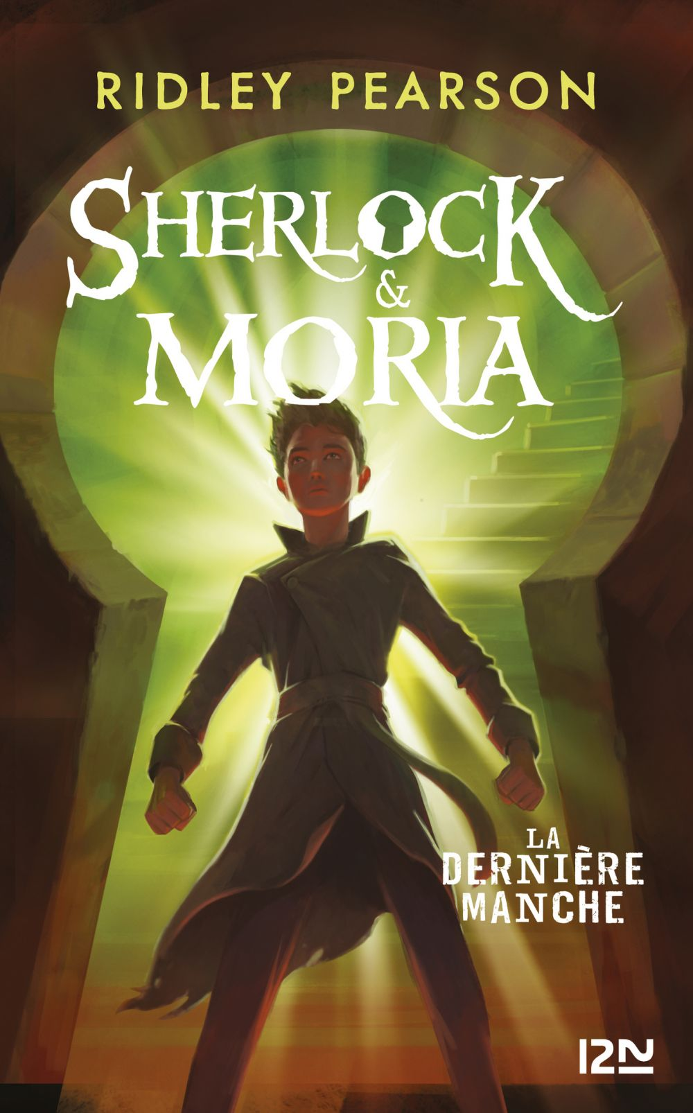 Sherlock et Moria - tome 03 : La Dernière manche |