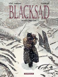 Blacksad - tome 2 - Arctic-Nation | diaz Canales, . Auteur