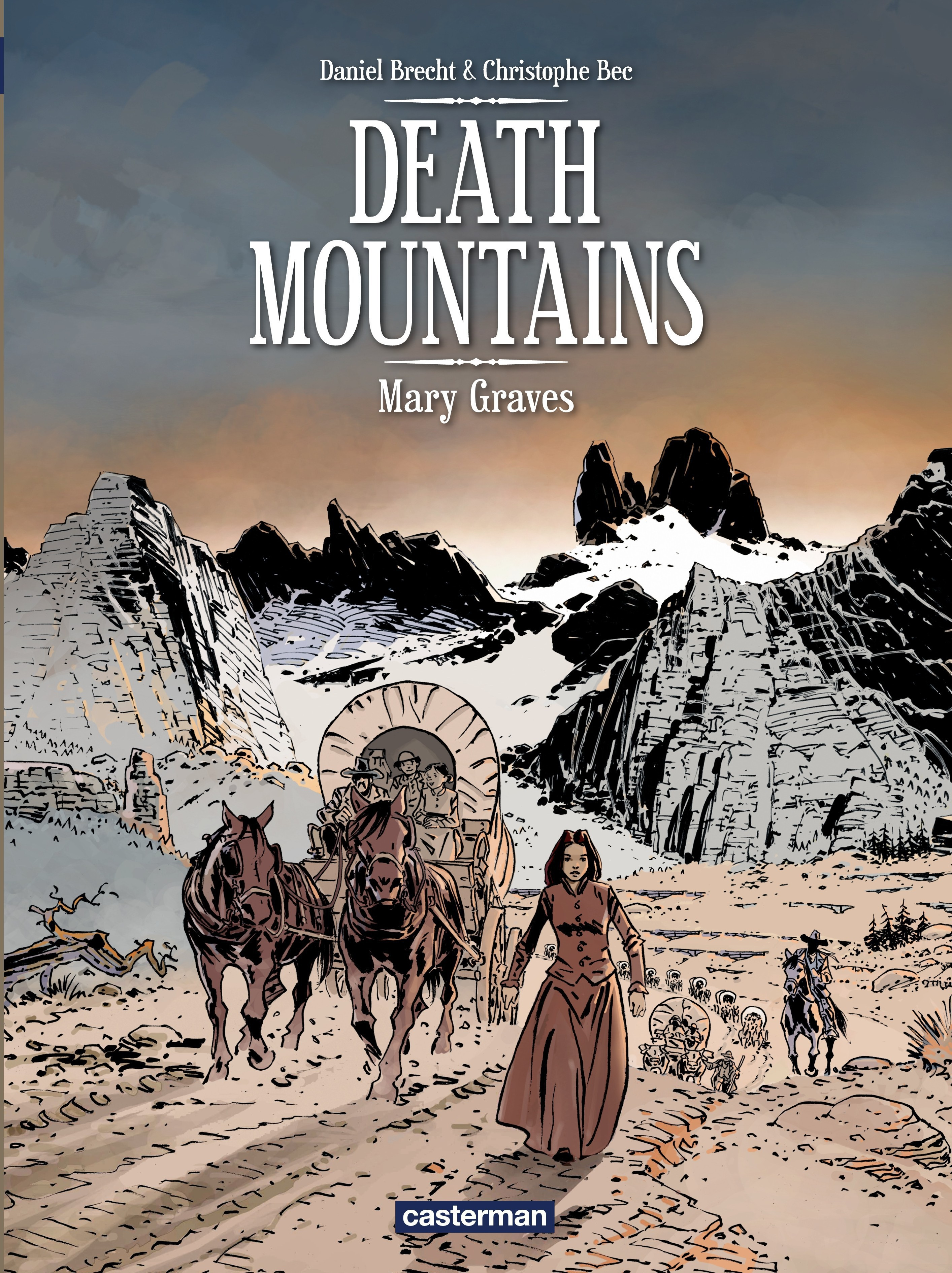 Death Mountains (Tome 1)  - Mary Graves