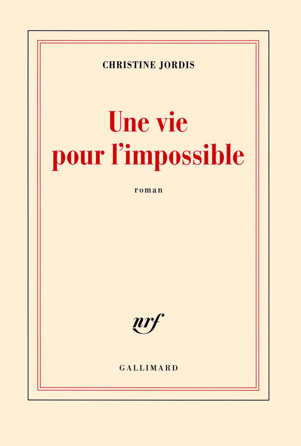 Une vie pour l'impossible