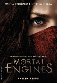 Cover image (Mortal Engines (Tome 1) - Mécaniques fatales)