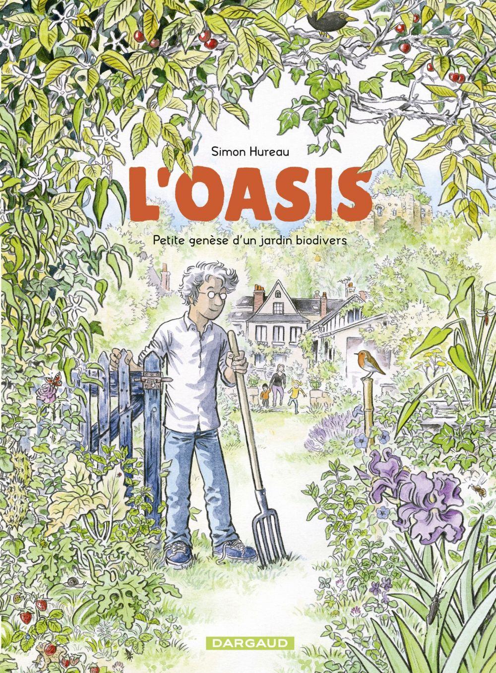 L'Oasis | Hureau, . Auteur