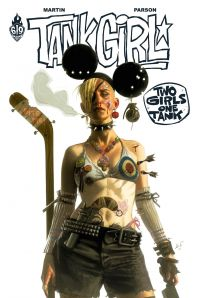 Tank Girl : 2 Girls 1 Tank