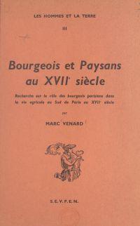 Bourgeois et paysans au XVI...