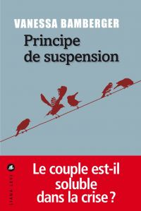 Principe de suspension | Bamberger, Vanessa (1972-....). Auteur