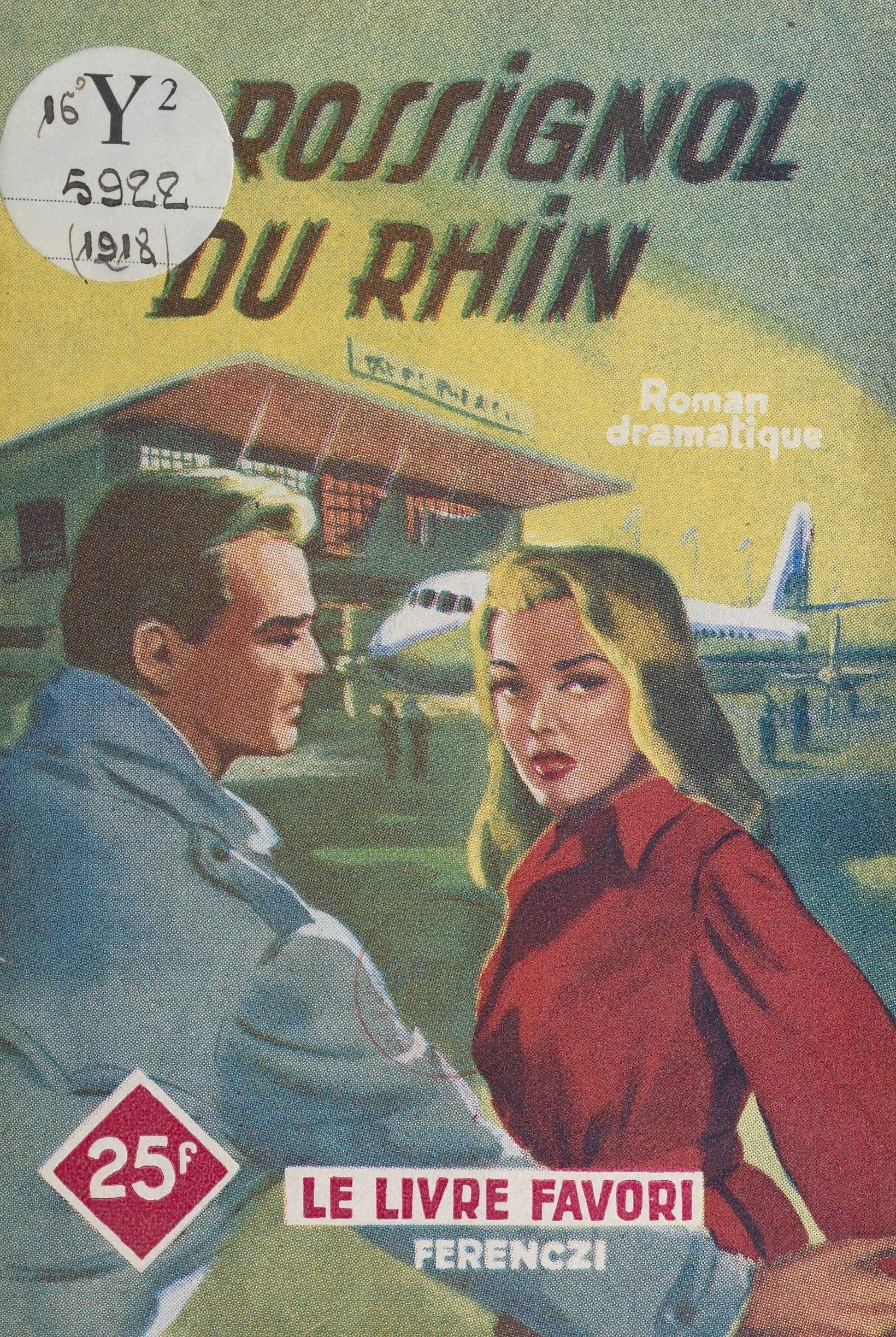 Le rossignol du Rhin
