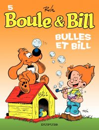 Boule et Bill. Volume 05, Bulles et Bill