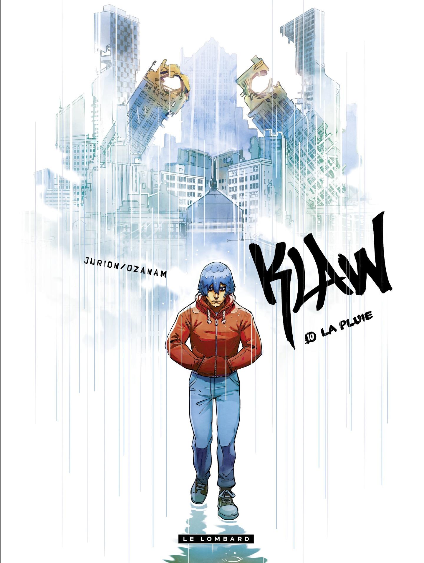 Klaw - tome 10 - La Pluie