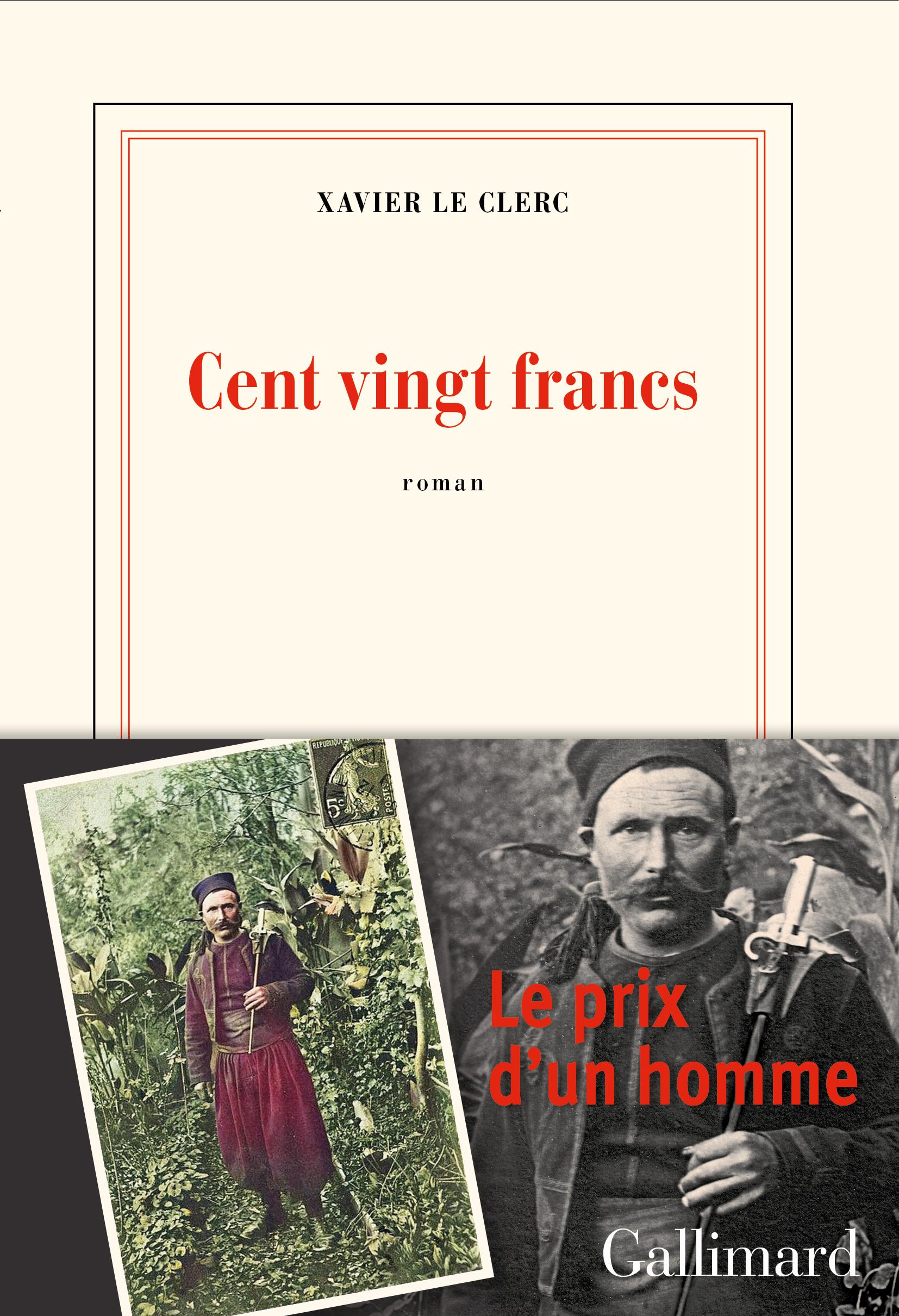 CENT VINGT FRANCS