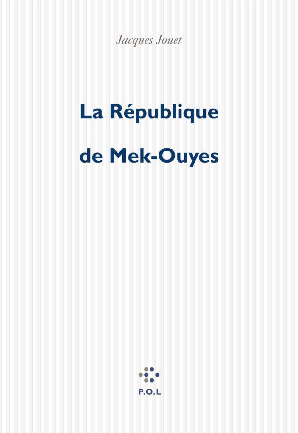 La République de Mek-Ouyes