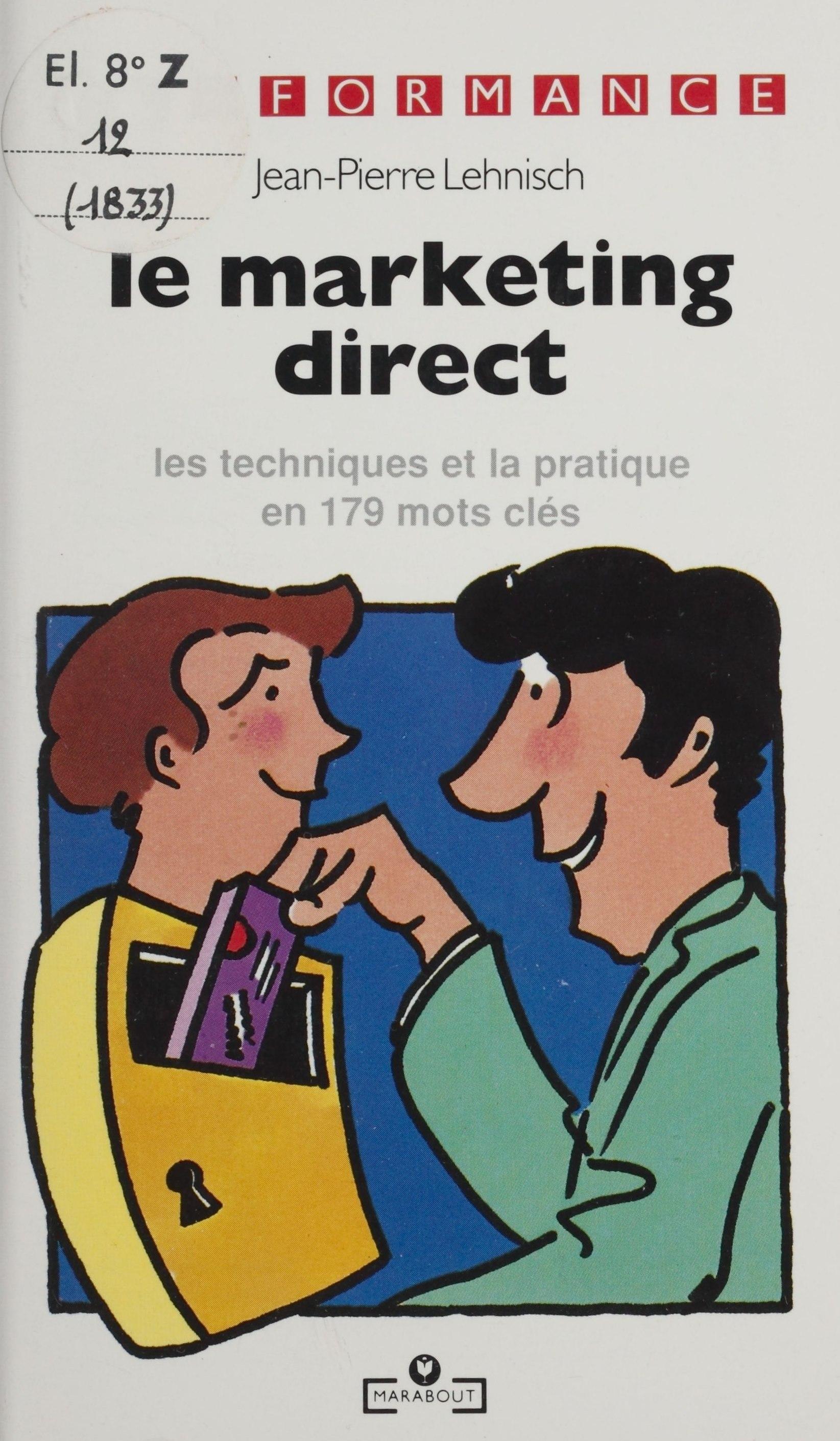Le Marketing direct