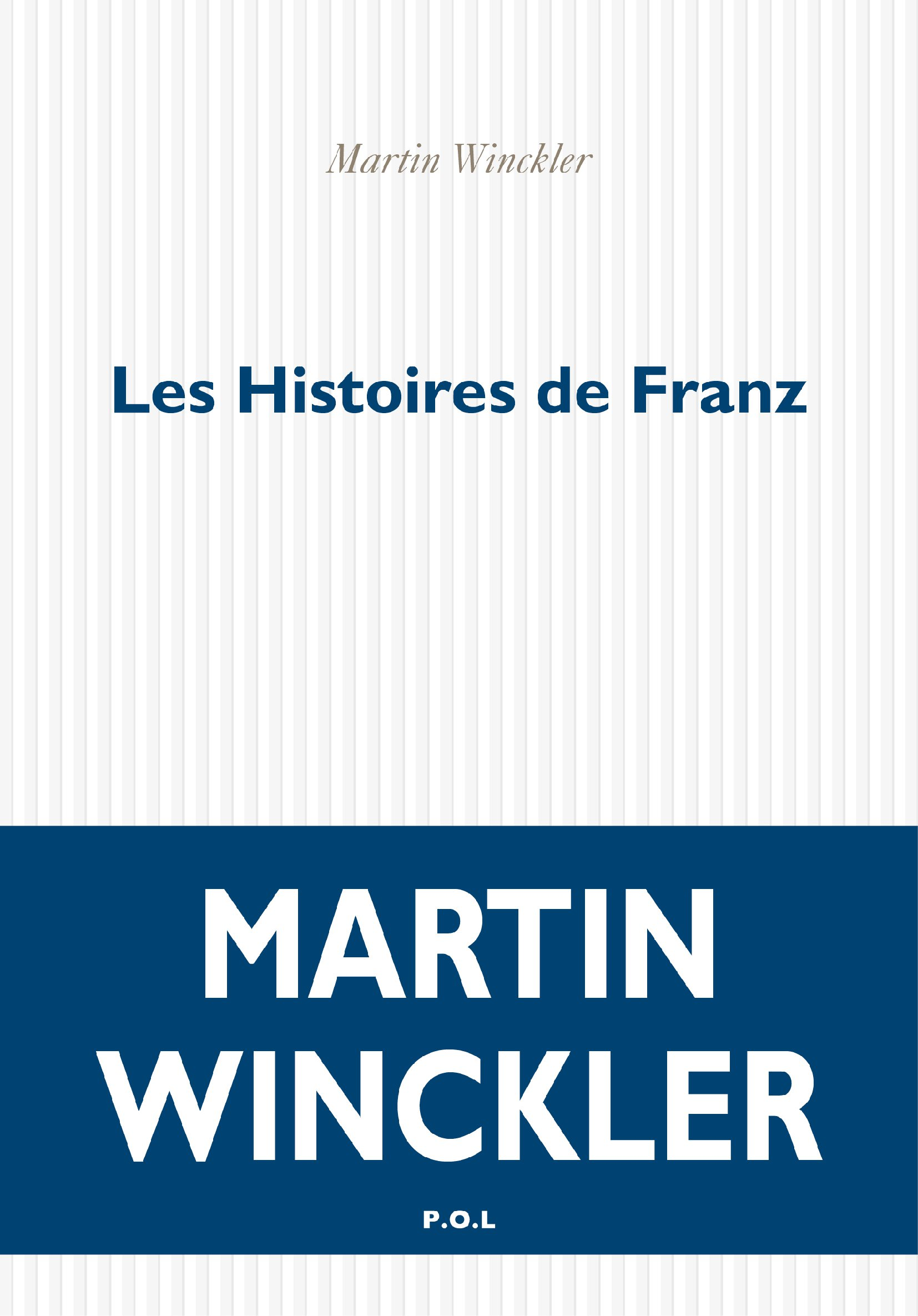 Les Histoires de Franz | Winckler, Martin