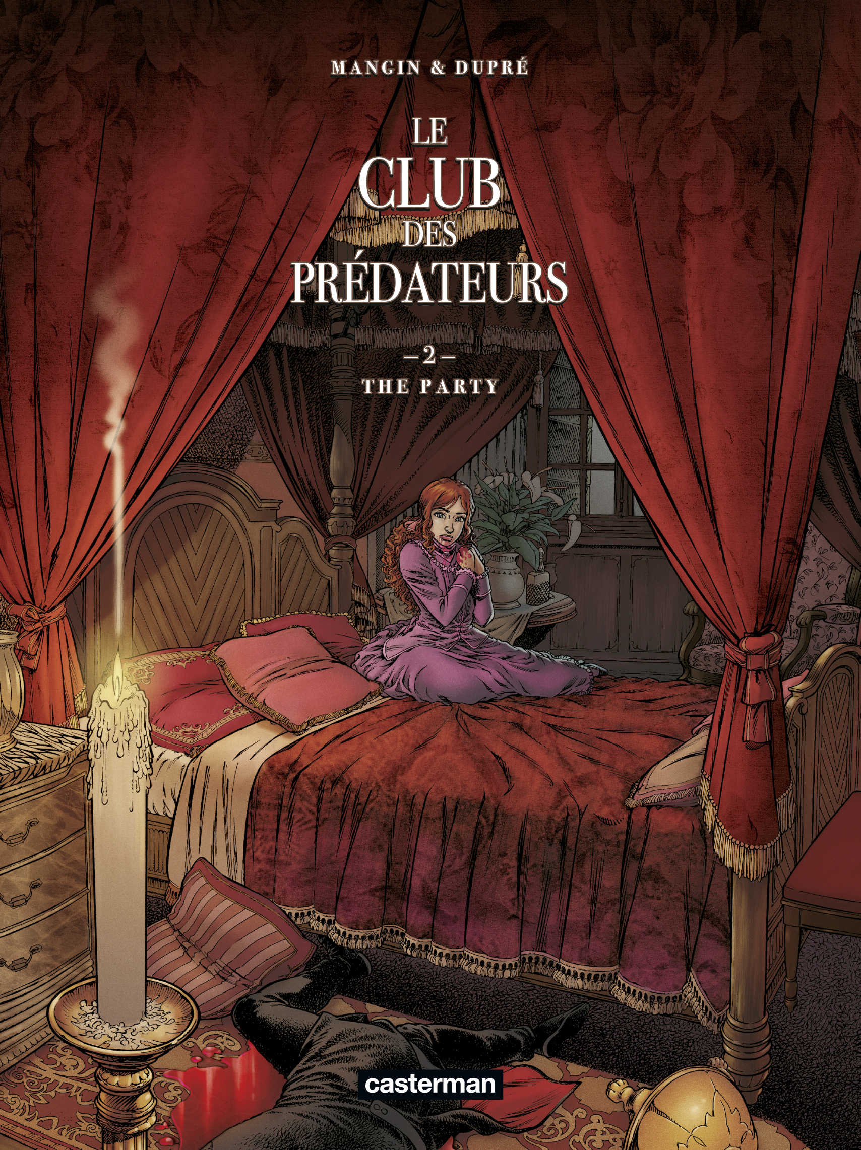 Le Club des prédateurs (Tome 2) - The party