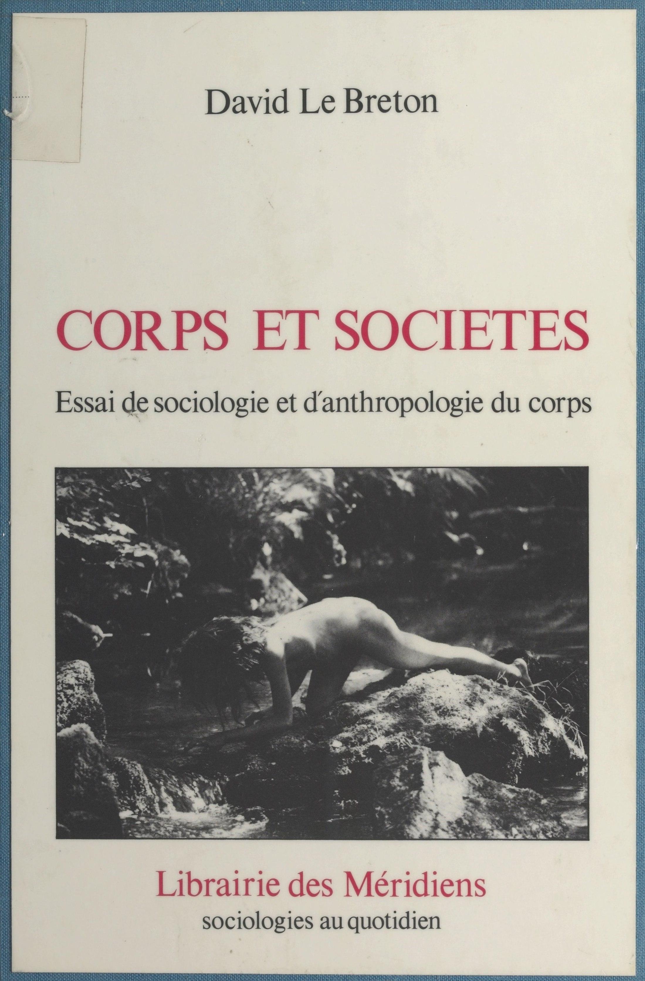 Corps et Société : Essai de...