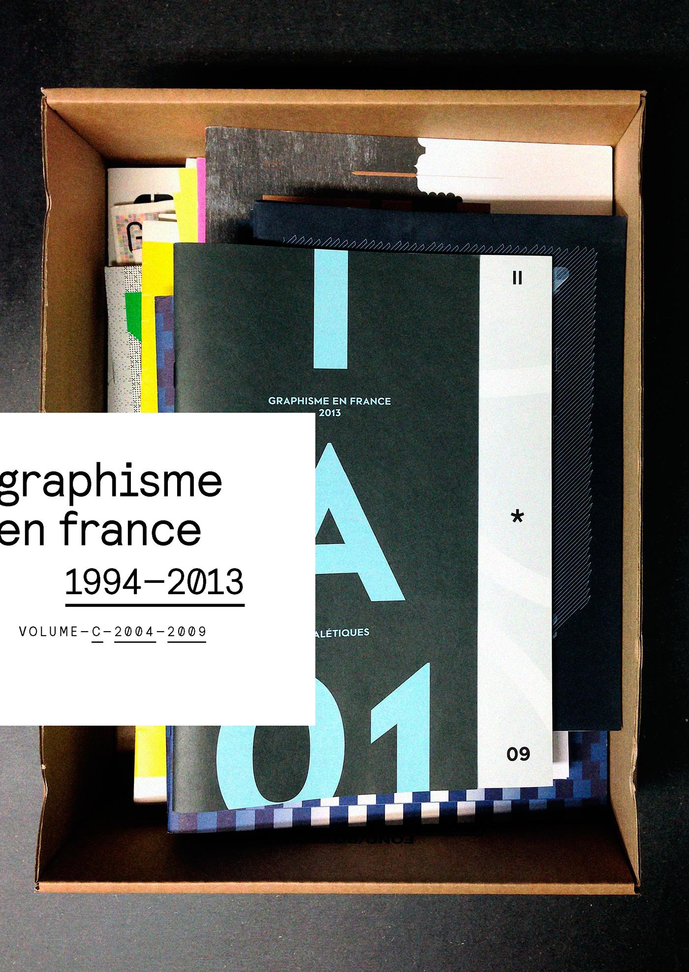 Graphisme en France 2004 - ...