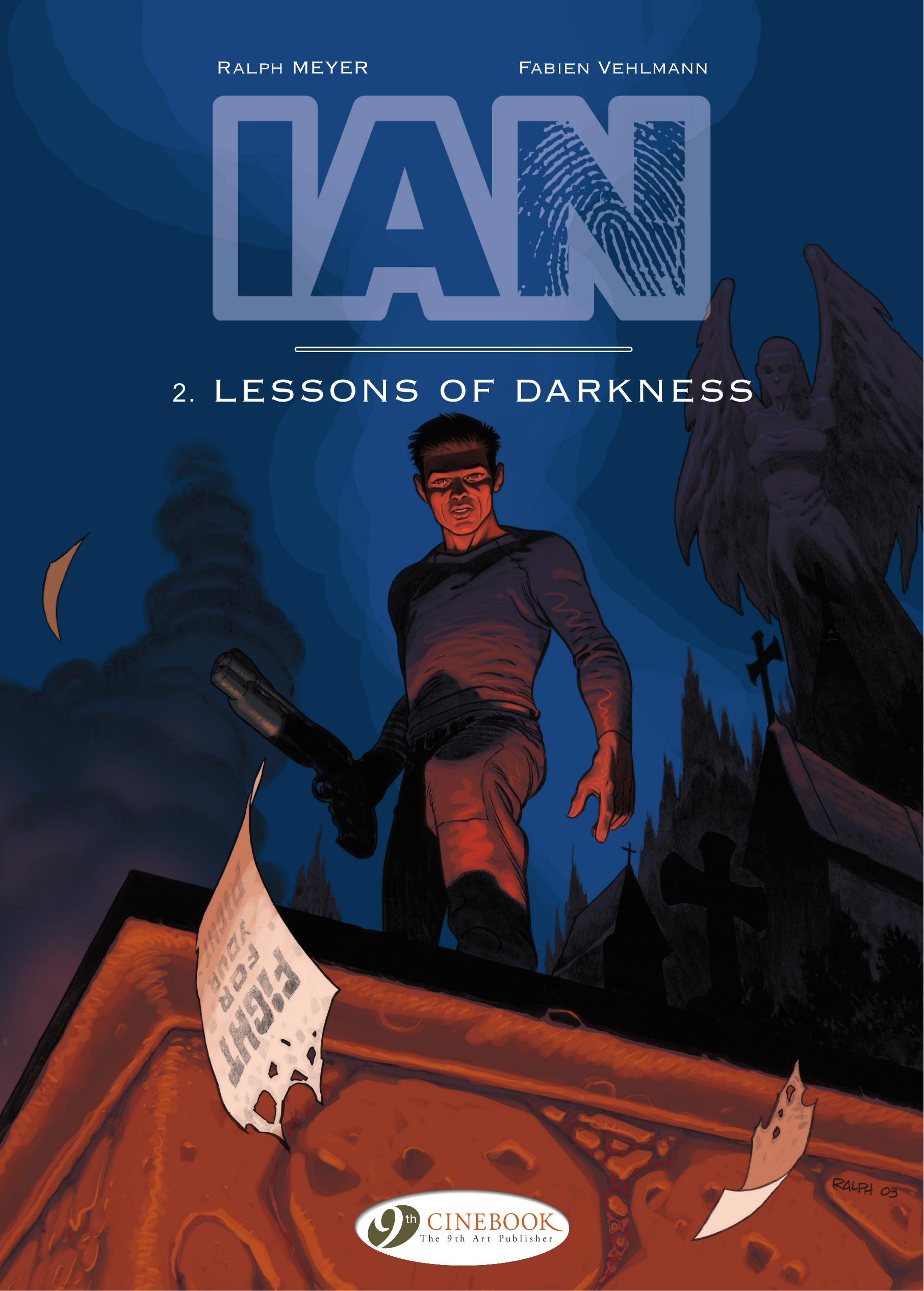 IAN - Volume 2 - Lessons of Darkness