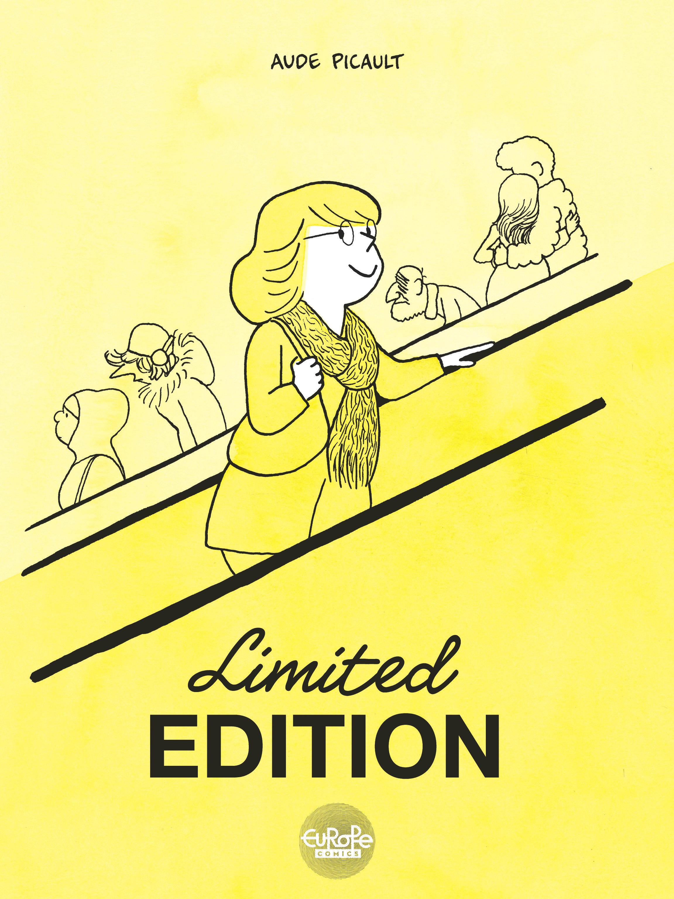 Vignette du livre Limited Edition