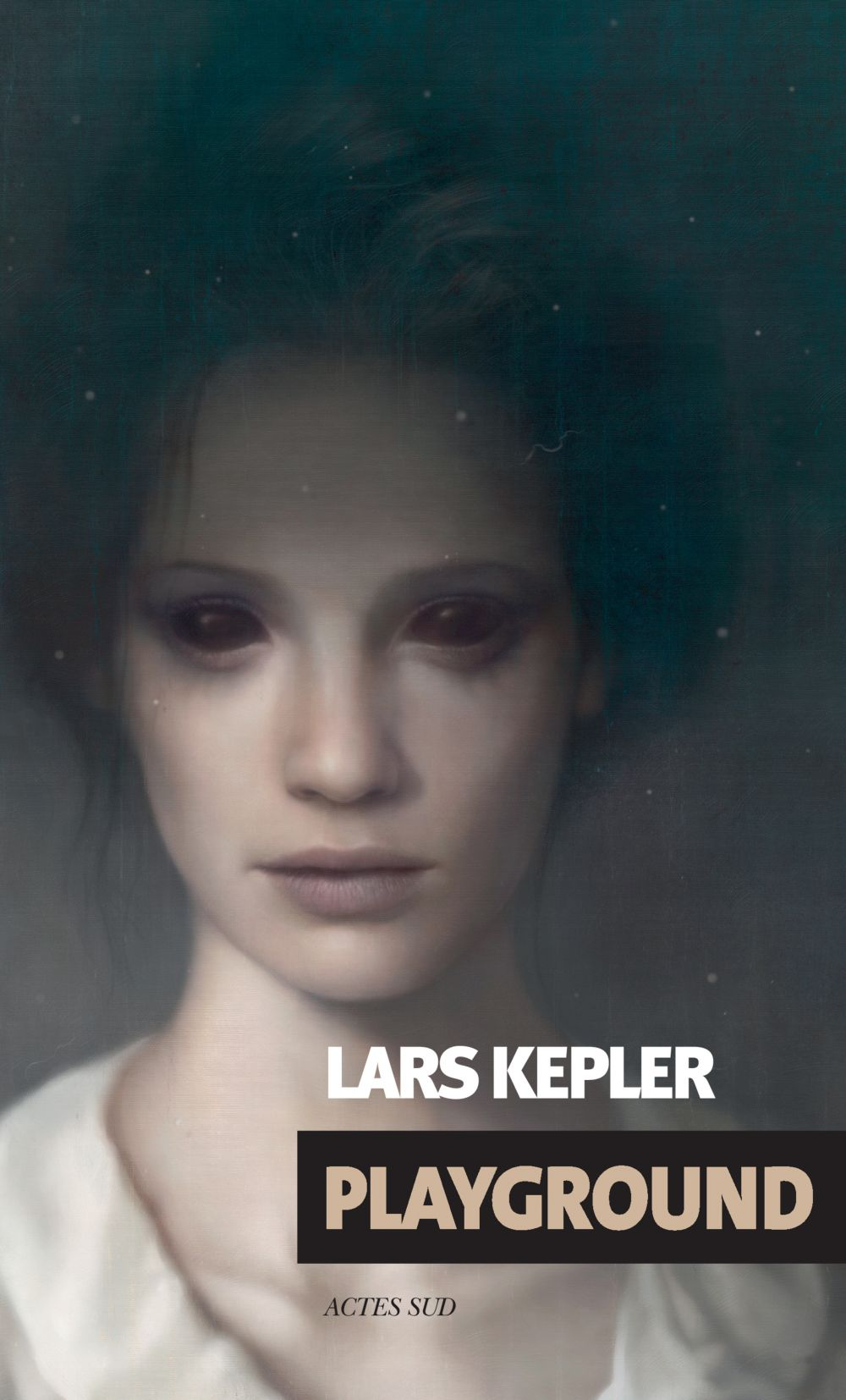 Playground   Kepler, Lars. Auteur