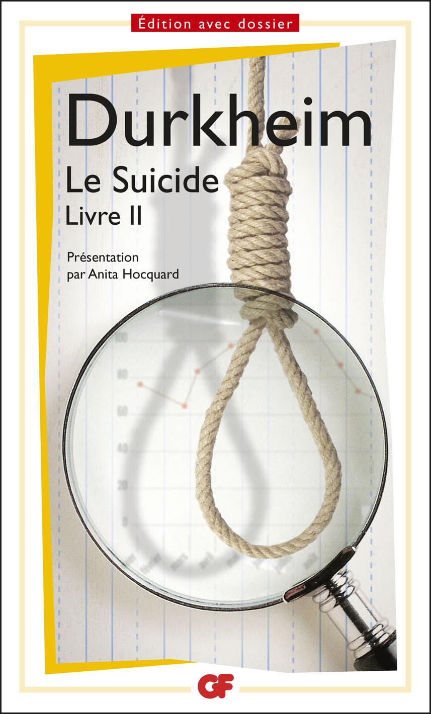 Le Suicide (Livre II)