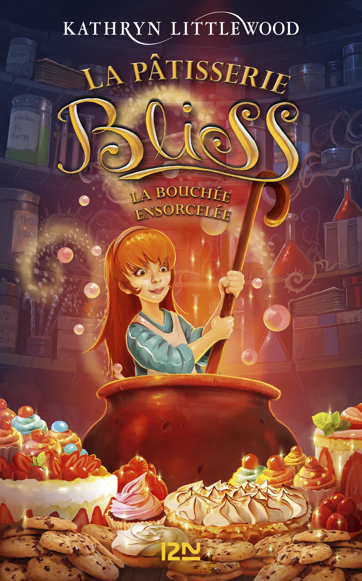 Bliss - tome 4 : La bouchée ensorcelée