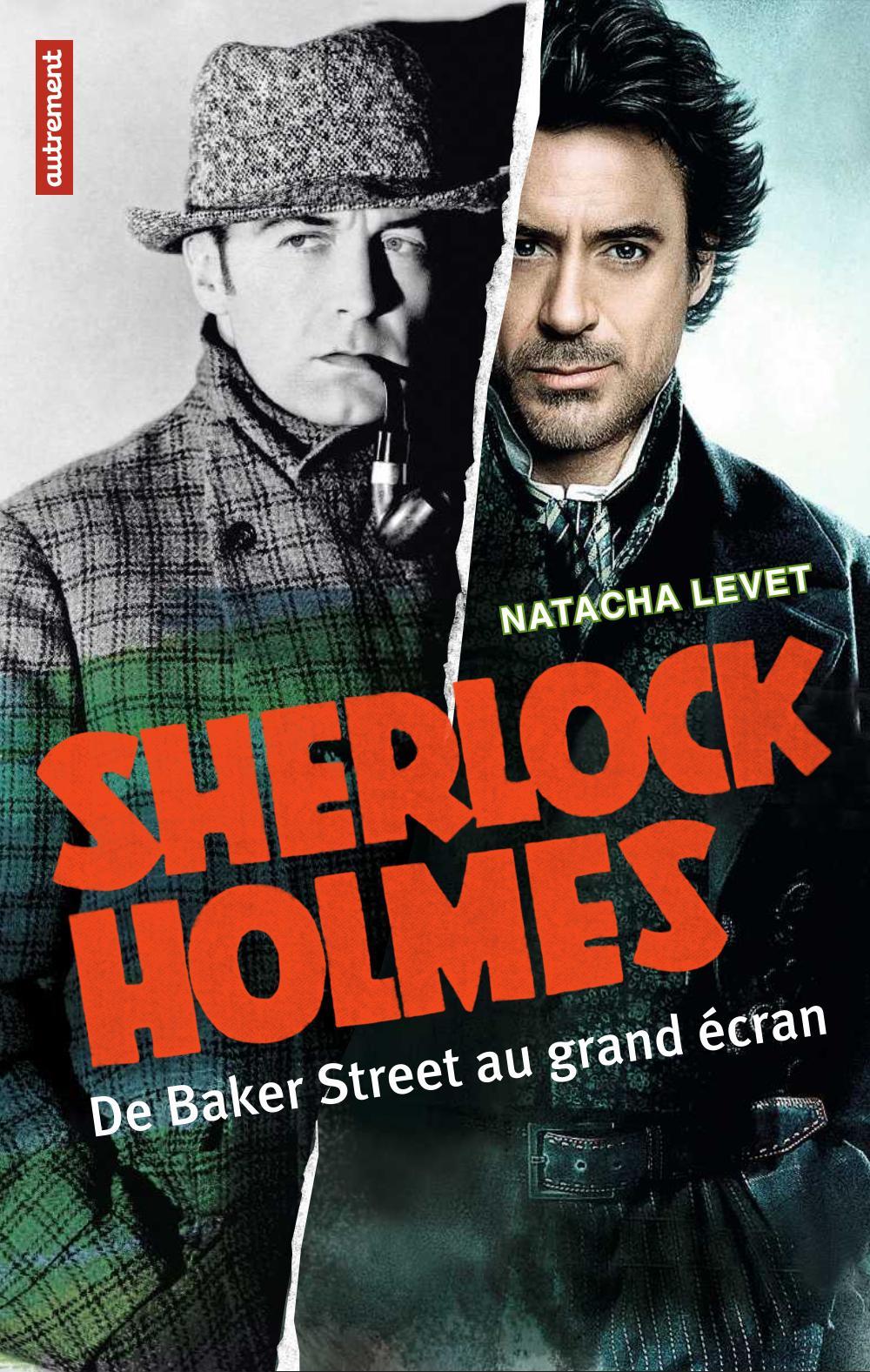 Sherlock Holmes | Levet, Natacha (1971-....). Auteur