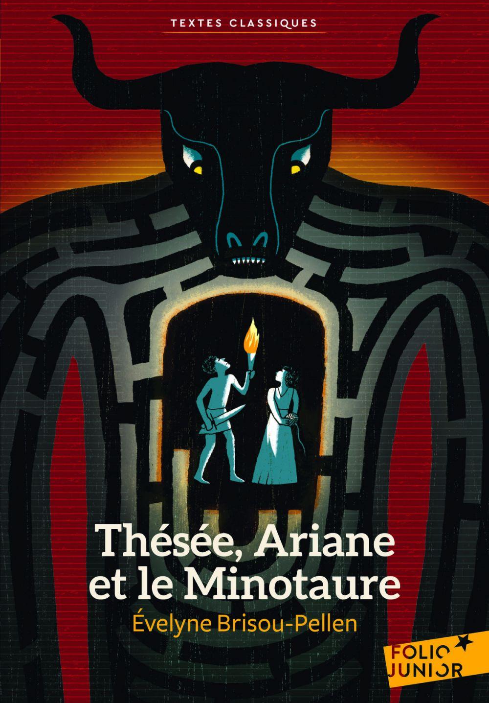 Thésée, Ariane et le Minotaure |