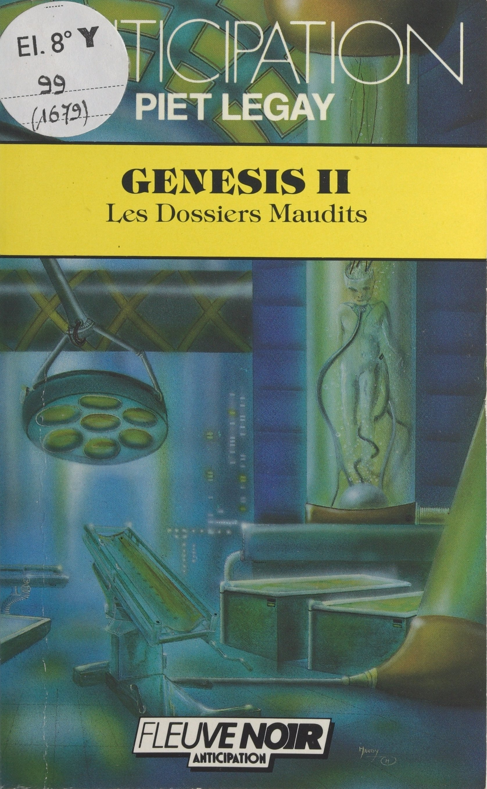 Génésis II