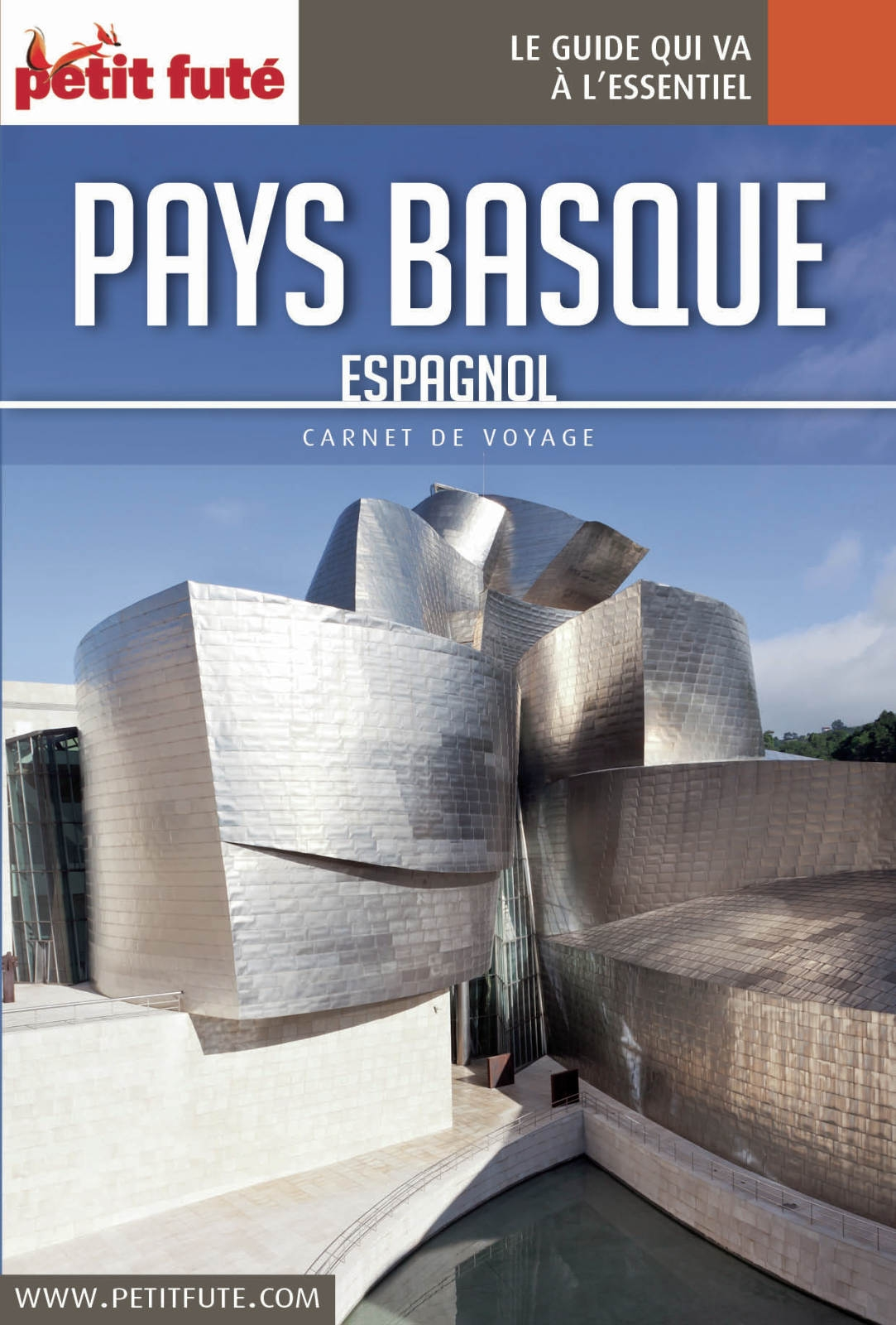 PAYS BASQUE ESPAGNOL 2017 Carnet Petit Futé