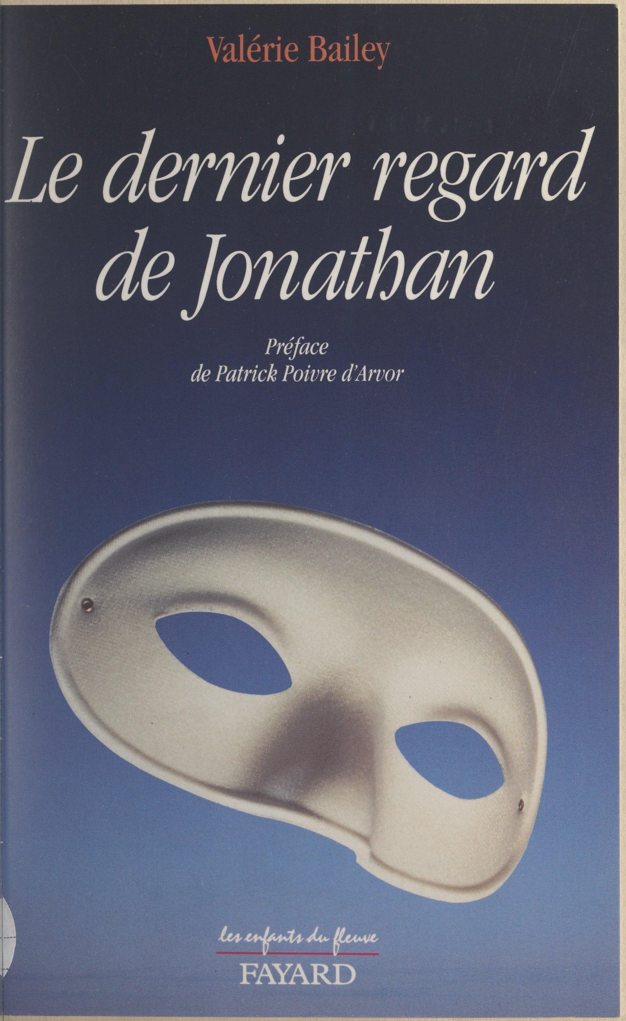 Le dernier regard de Jonathan