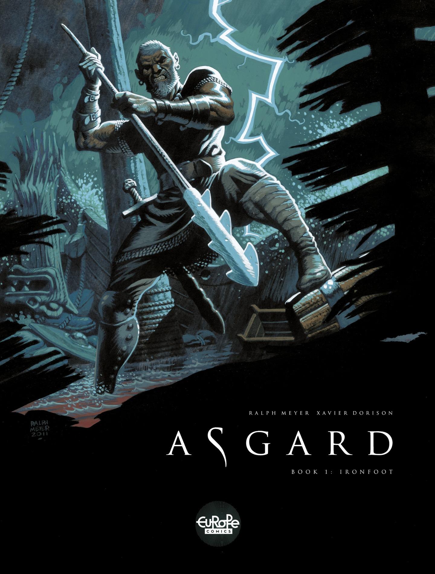 Asgard - Volume 1 - Ironfoot