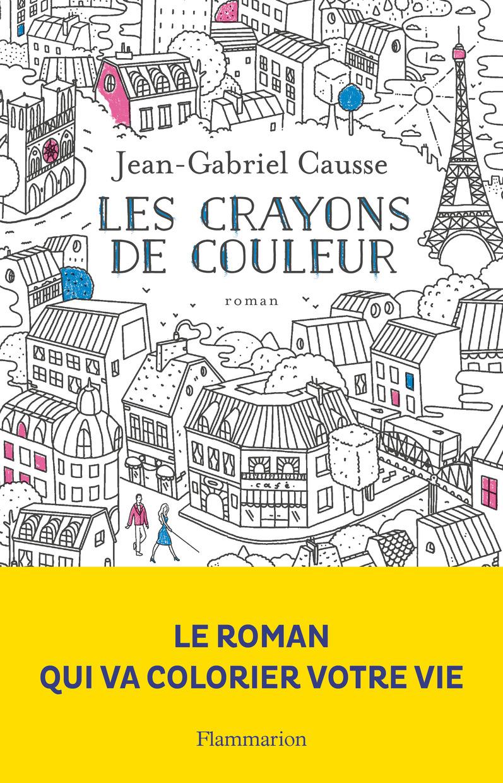 Les Crayons de couleur | Causse, Jean-Gabriel