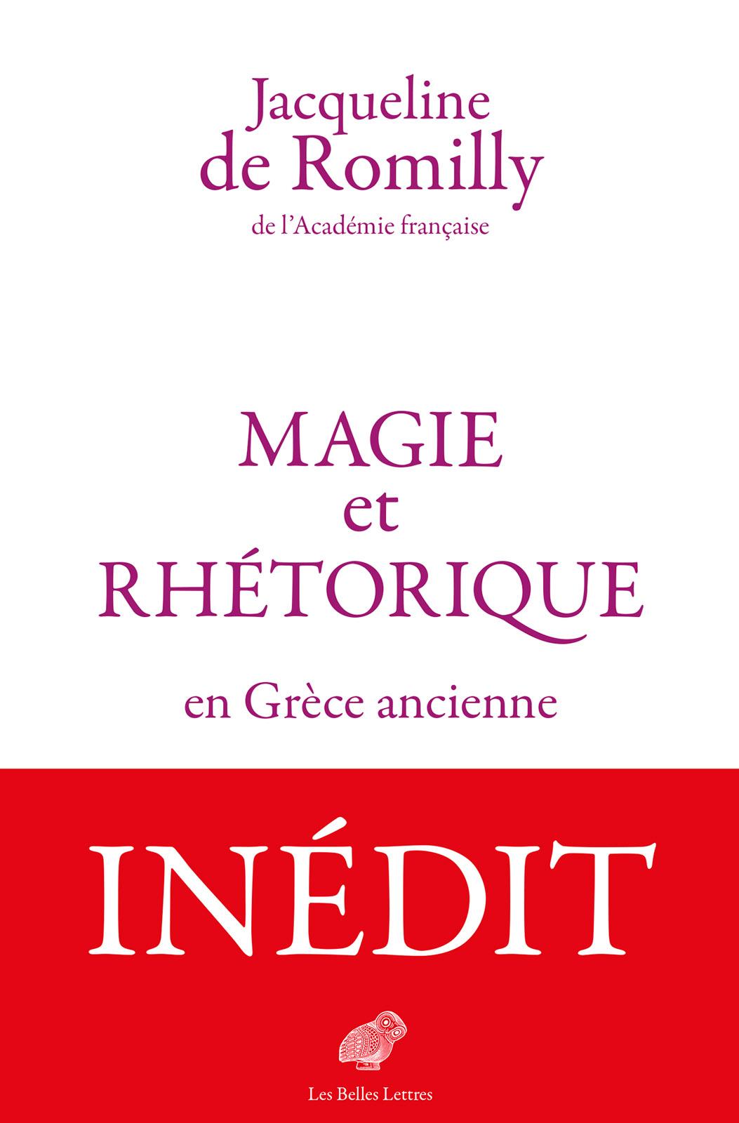 Magie et rhétorique en Grèc...