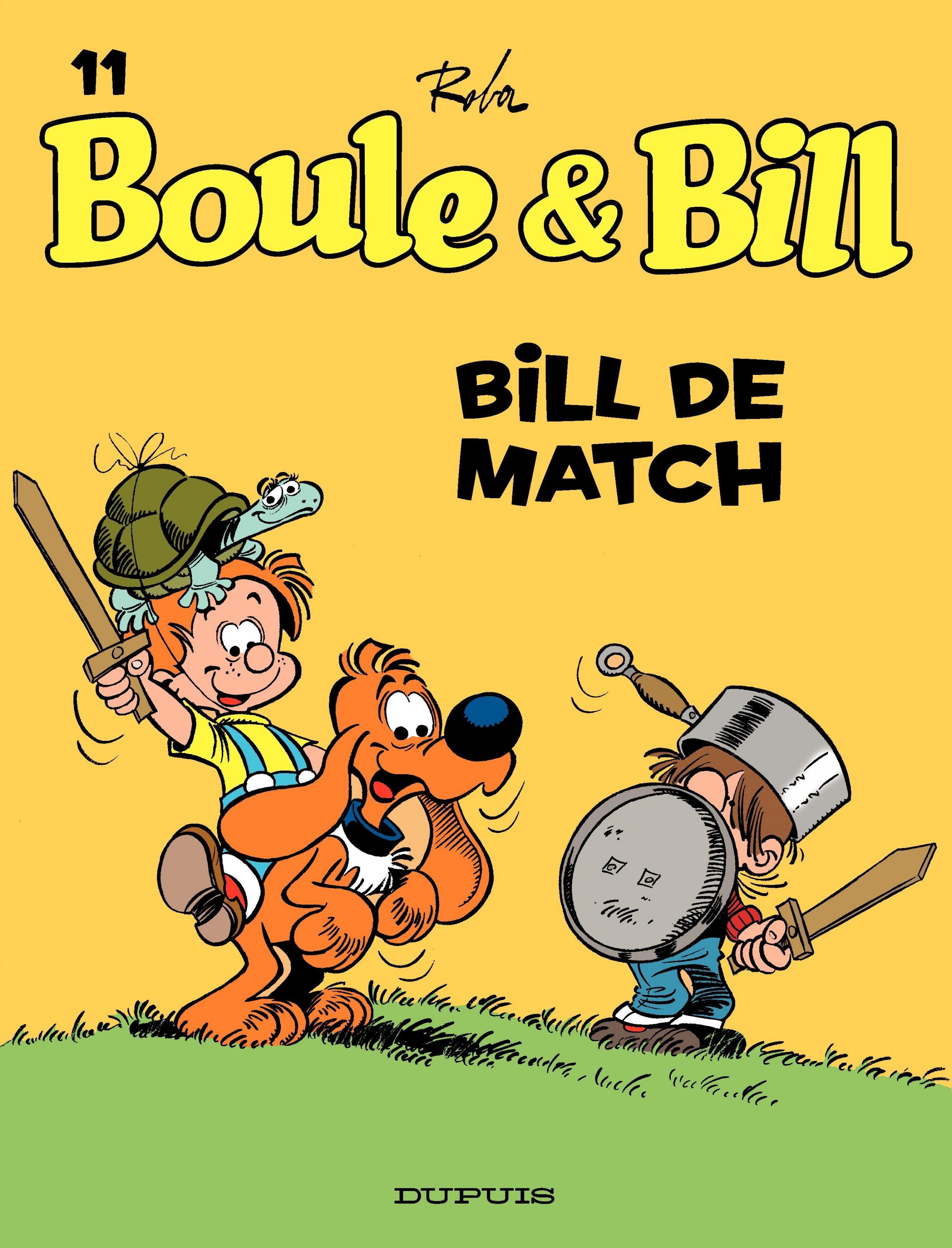 Boule et Bill - Tome 11 - B...