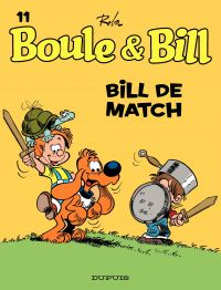 Boule et Bill. Volume 11, Bill de match