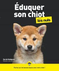 Image de couverture (Eduquer son chiot pour les Nuls illustré)