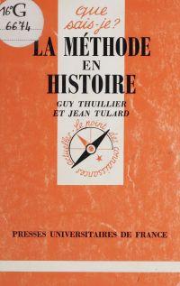 Le métier d'historien