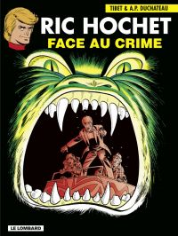Ric Hochet - tome 38 - Face...