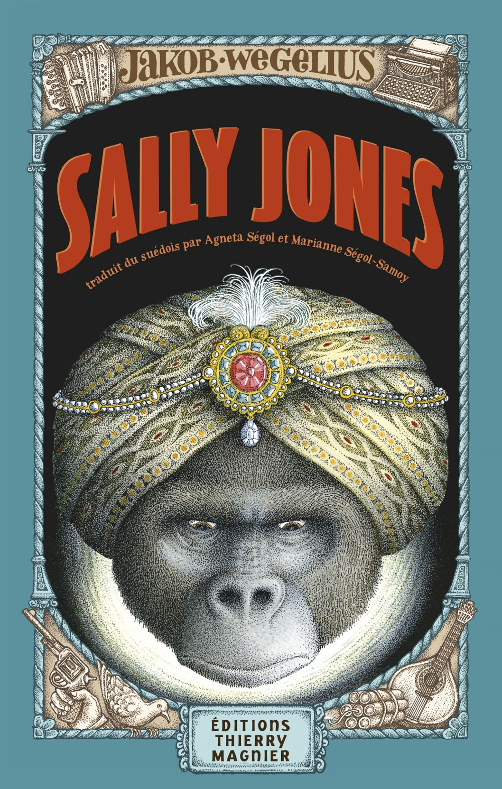 Sally Jones |