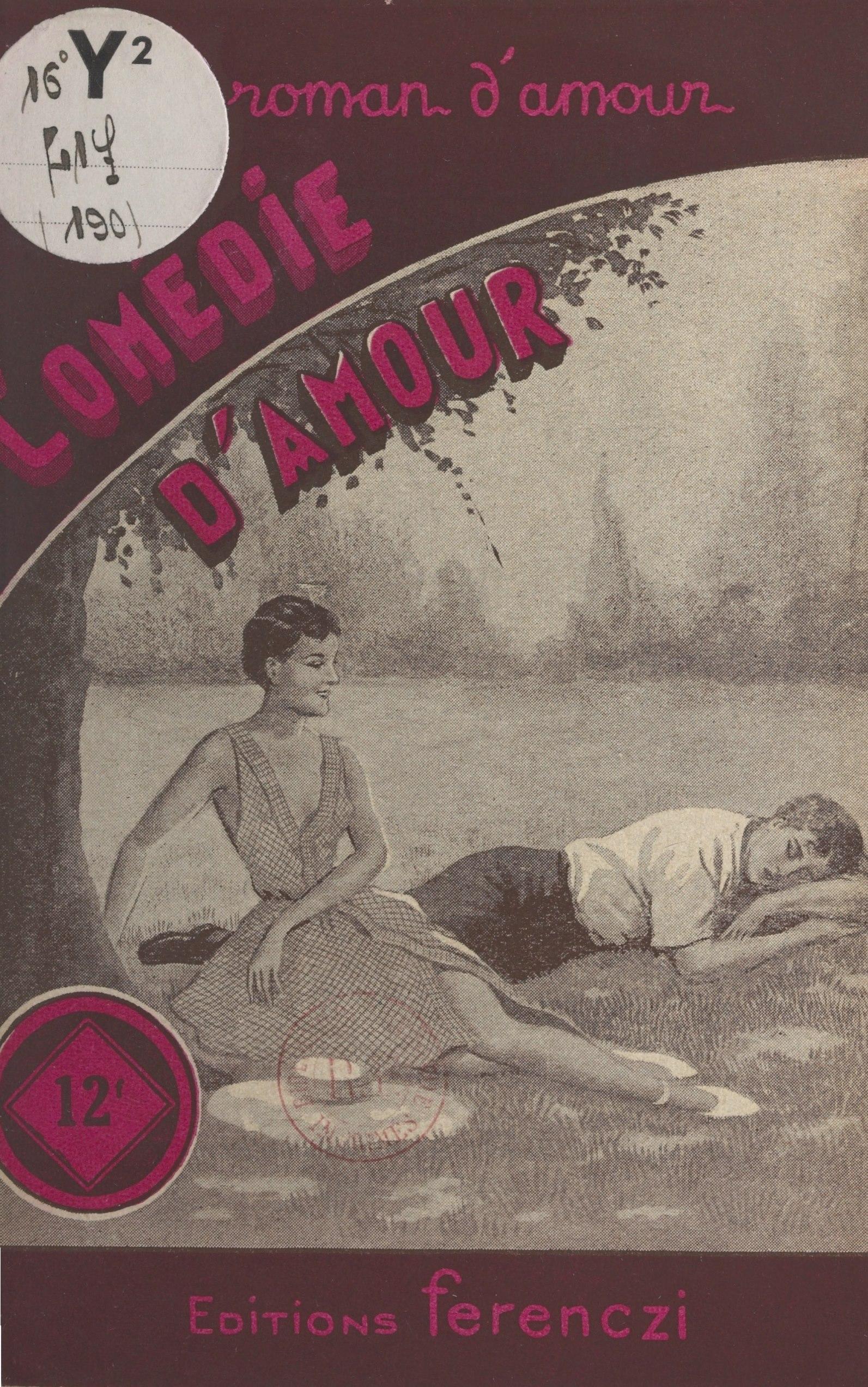 Comédie d'amour