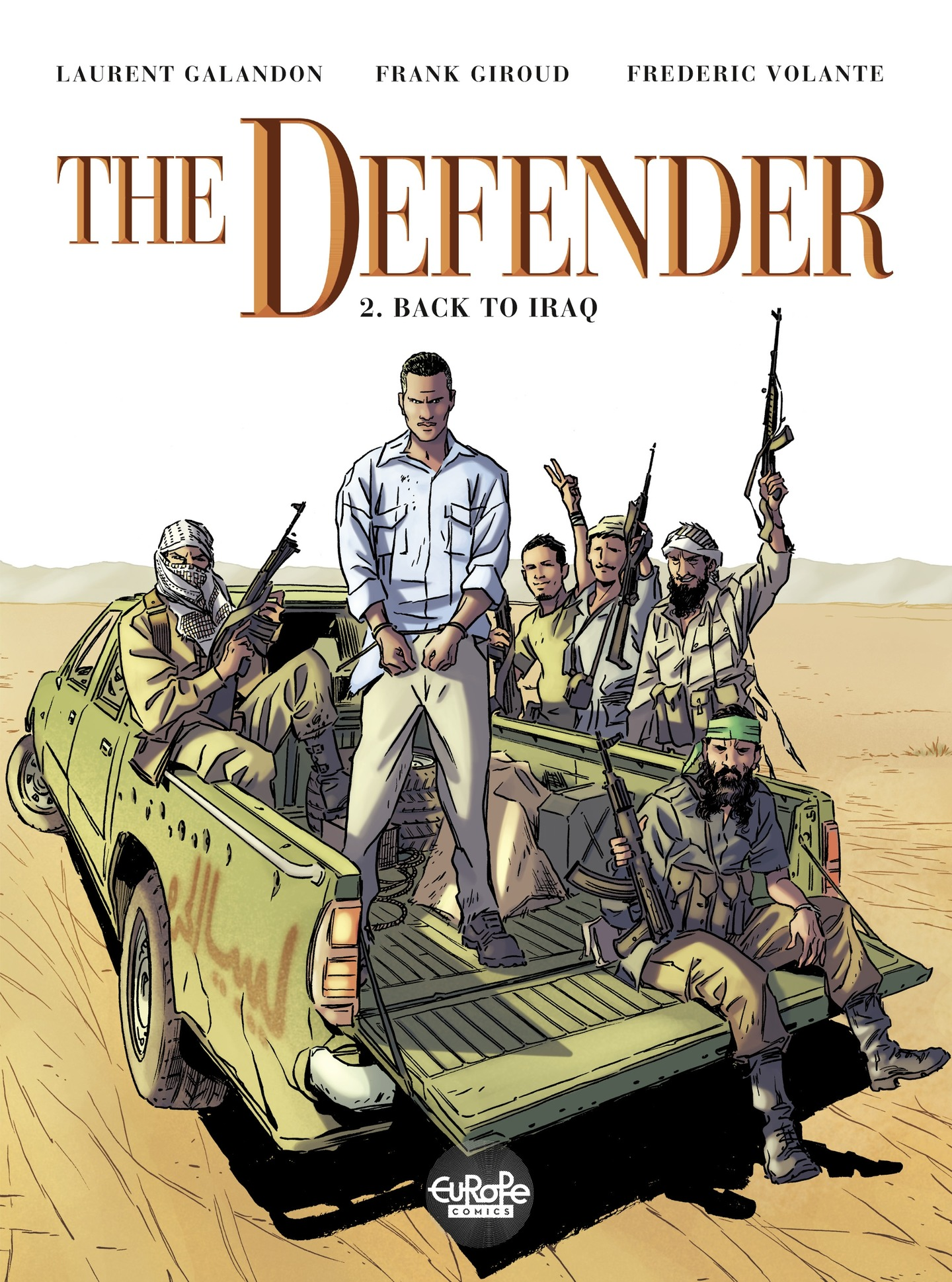 The Defender - Volume 2 - B...