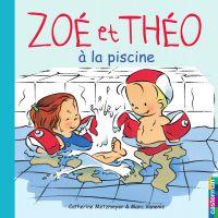 Zoé et Théo (Tome 10) - À la piscine