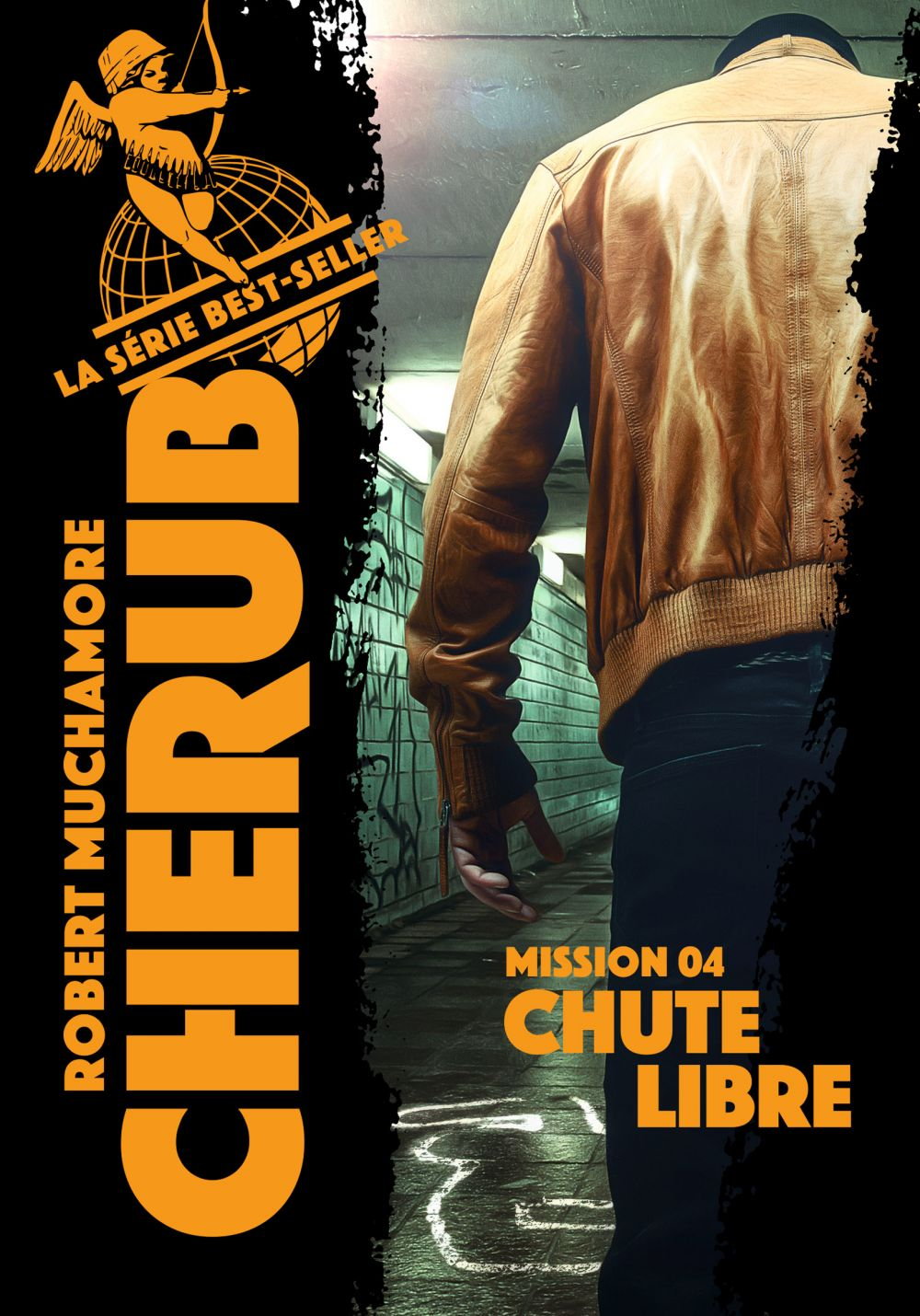Cherub (Mission 4)  - Chute libre |