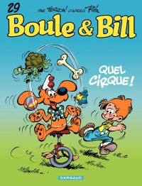 Boule et Bill. Volume 29, Quel cirque !
