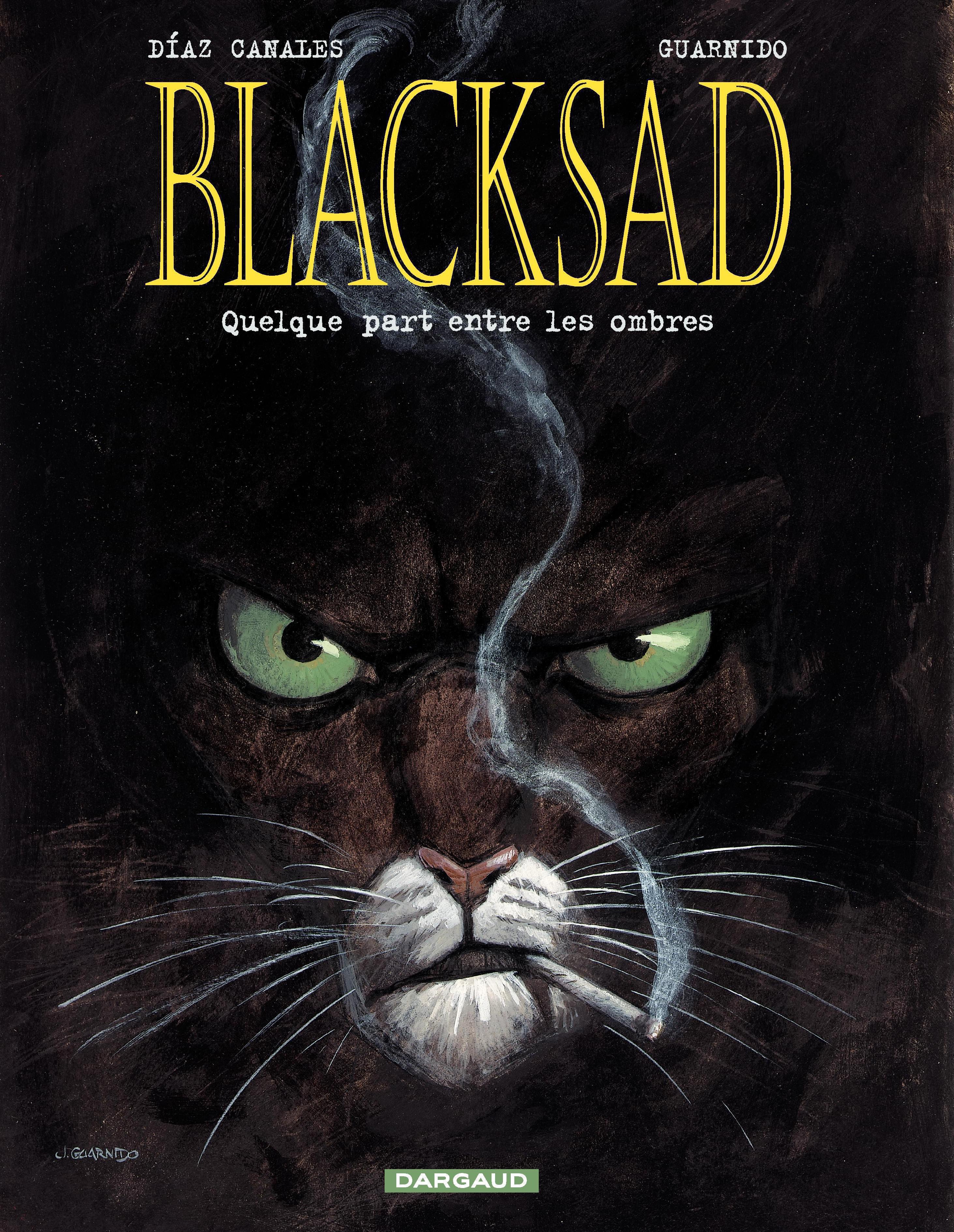 Blacksad - tome 1 - Quelque part entre les ombres