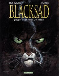 Blacksad - tome 1 - Quelque part entre les ombres | diaz Canales, . Auteur