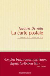 La Carte postale | Derrida, Jacques. Auteur