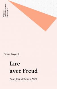 Lire avec Freud